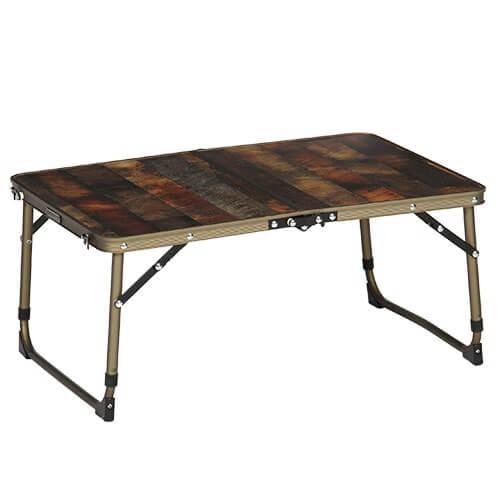 ヴィンテージライン 折りたたみミニテーブル 60×40cm
